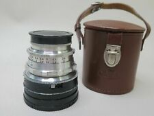 MEYER-OPTIK GORLITZ TRIOPLAN Red V 50mm F2.9 LENS (Altix Mount) + SONY E ADAPTER