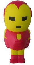 Iron Man 1 2 3 Anti Stress Puppe Squeezie Doll 14cm Figur Marvel SD Toys