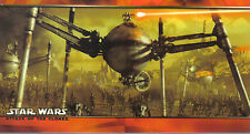 STAR WARS AOTC WIDESCREEN PROMOTIONAL CARD S1