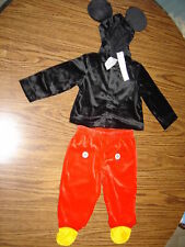 Mickey Mouse 6-12mo. Halloween Costume - Brand New