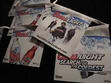Coors Light Ice Cube Karaoke Party string banner beer boyz n hood rap battle