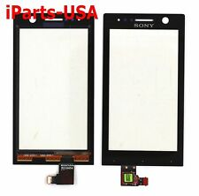USA OEM Digitizer Touch Screen Lens Panel for Sony Xperia U ST25a ST25i ST25