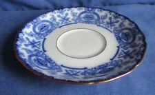 Hutschenreuther Untertasse 14,5cm, Madeleine blaue Blume 24010 weitere Porzellan