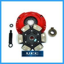 UFC STAGE 3 CLUTCH KIT 93-02 MAZDA 626 ES LX 93-97 MX6 LS FORD PROBE GT 2.5L V6