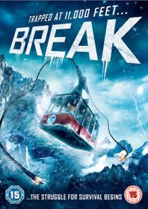 Break DVD (2020) Irina Antonenko, Sahakyan (DIR) cert 15 FREE Shipping,