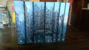 J. K. Rowling - Harry Potter serie completa (edizione castello)