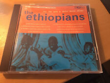 The Ethiopians self titled s/t IMPORT cd