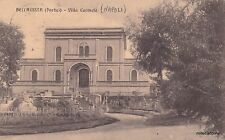 BELLAVISTA (Portici) VILLA CARMELA  1914