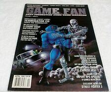 DIEHARD GAMEFAN Game Fan Volume 1 Issue# 5