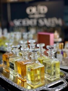 Mexican Oud By Scent Salim 3ml Luxury Scent Oil