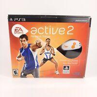EA Sports Active 2 Bundle PlayStation 3 PS3 **Missing Resistance Band**