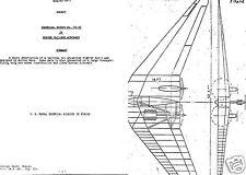 Horten Ho 229 H.IX  Gotha Go 229 Reports Archive detail WW2 Luftwaffe 1940's