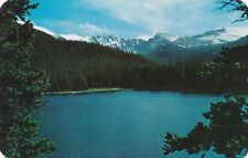 Echo Lake Colorado United States Postcard Unused VGC