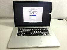 "Apple MacBook Pro RETINA 15.4"" ME294LL/A (Late 2013) 2.3GHz i7 16GB  256GB"