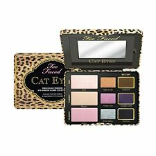 Too Faced Cat Eyes Ferociously Feminine Eye Shadow & Liner Collection New In Box
