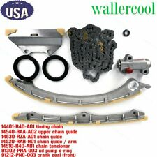 Genuine OEM Timing Chain Set Kit for 08-12 Accord 09-14 Acura TSX 2.4 K24 New US