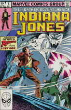 Further Adventures of Indiana Jones, The #5 VF/NM; Marvel | save on shipping - d
