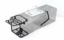 ALEKO Animal Trap 16x5x5 Inches for Squirrels, Rabbits, Chipmunks and Rats