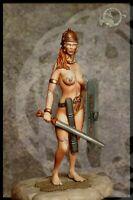 Celtic warrior II 75mm Metall Figur El Viejo Dragon Miniaturas AS75.41