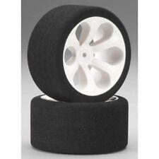 Jaco JAC2050LP Jaco Low Profile Pink Foam Tires on Prism VXL (2)