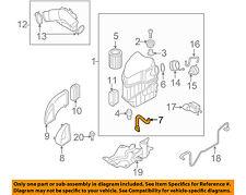AUDI OEM 04-10 A8 Quattro Air Cleaner Intake-Drain Hose 077133997A