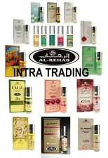 AL REHAB PERFUME Attar Arabian Itr Fragrant Body Oil Alcohol FREE 6ml Roll On