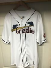 Gateway Grizzlies Game Used Jersey Frontier League Baseball MiLB  StL Cardinals