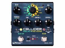 Source Audio Collider Delay Reverb Pedal
