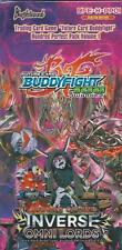 Buddyfight ENGLISH TERROR OF THE INVERSE OMNI LORDS H-PP01 SEALED BOOSTER BOX!