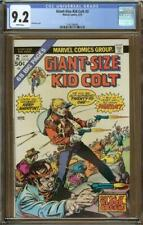 Giant-Size Kid Colt #2 CGC 9.2