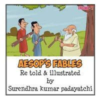 Aesop's Fables, Paperback by Padayatchi, Surendhra Kumar, Like New Used, Free...