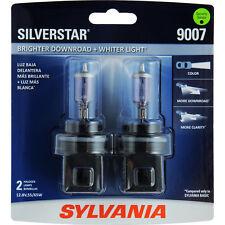 Headlight Bulb-SilverStar Blister Pack Twin Headlight Bulb Sylvania 9007ST.BP2