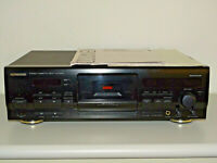 Kenwood KX-9050 High-End 3-Head Kassettendeck, inkl. BDA, 2J. Garantie