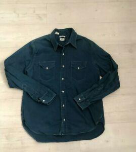 Levi's LVC Vintage Sunset Denim Shirt - Size Medium - Blue