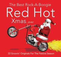 The Best Rock a Boogie Red Hot Christmas CD