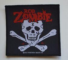 Rob Zombie-Dead Return-Patch - 10,2 cm x 9,7 cm - 164512