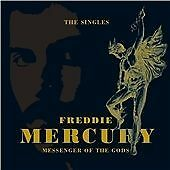Freddie Mercury - Messenger of the Gods (The Singles) ; 2-CD ; New & Sealed, nb