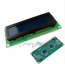 1602 LCD HD44780  Modul Display Anzeigen 16x2 Zeichen Blau für Arduino ASS