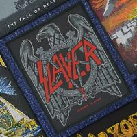Slayer Black Eagle Officially Licensed Woven Patch