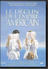 DVD ZONE 2--LE DECLIN DE L'EMPIRE AMERICAIN--DENYS ARCAND