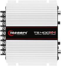 Taramps TS 400X4 Amp Car Audio Class D 4-Channel 2 Ohm Mini Compact Amplifier