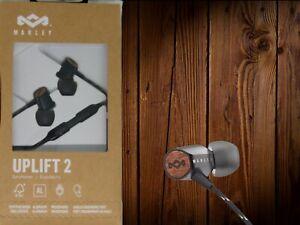 House Of Marley Uplift 2.0 Geräuschisolierende In-Ear Kopfhörer/ 9mm Treiber Mic