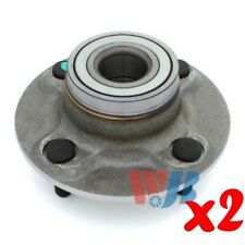Pack of 2 Rear Wheel Hub Bearing Assembly replace 512016 BR930130