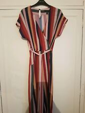 New look cullotte jumpsuit size 16 brand new