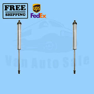 "1999-2004 Ford Super Duty 4WD Front Internal Reservoir Shocks (10-12"" Lift) ICON"