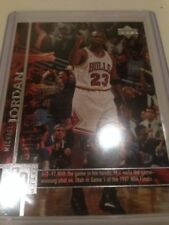 Upper Deck 1997-98 Season NBA Basketball Trading Cards