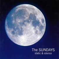 THE SUNDAYS static & silence (CD, album, 1997) indie rock, very good condition,