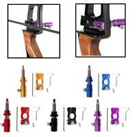 Archery Arrow Rest Compound Bow Plunge Cushion Ultralight Recurve Bow Riser