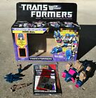 G1 TRANSFORMERS 1988 Headmaster HORRI-BULL COMPLETE w/ BOX, STICKERS, BOOKLETS