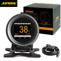 AUTOOL OBD2 Overspeed Alarm Detector Computer Display Speedometer Digital Meter